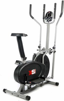 Pro XS Sports 2-in1 Elliptical Cross Trainer