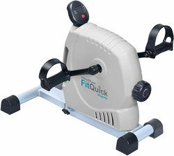 FitQuick - Premium Quality - Mini Exercise Bike