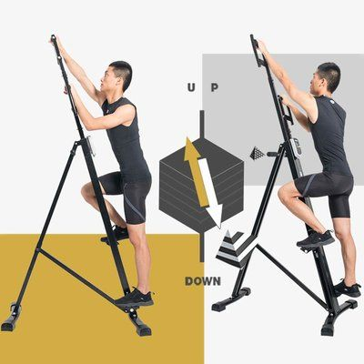 KY Stepper Vertical Climber Climbing Machine