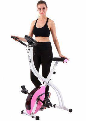 pleny Foldable Fitness Exercise Bike
