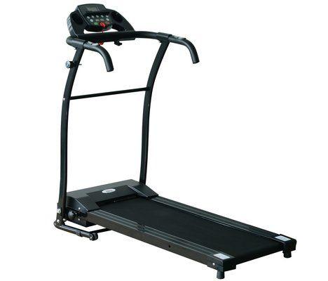 HOMCOM 1-10Kmh Folding Treadmill