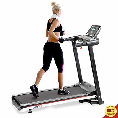 MIERES Motorised electric treadmill