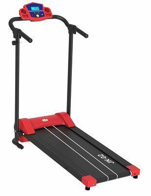 Olympic Motorized Folding Treadmill