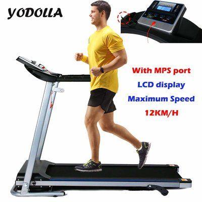 YODOLLA Electric Folding Treadmill