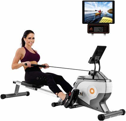BTM Rowing Machine Home Folding