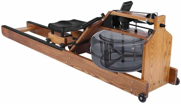 Water Boating White Oak Rowing Machine
